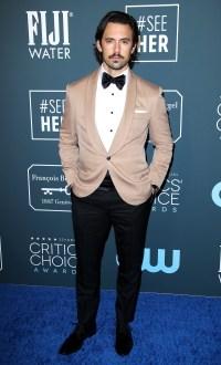 Critic's Choice 2020 Hottest Hunks - Milo Ventimiglia