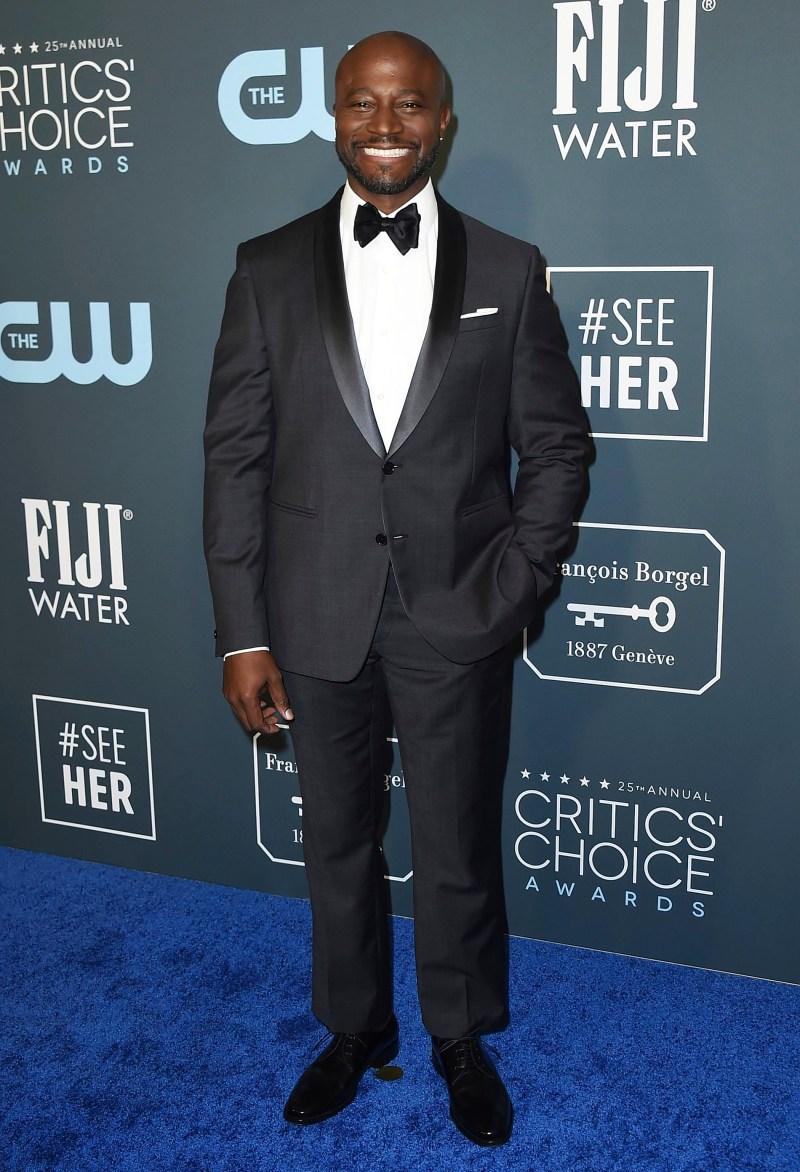 https://www.usmagazine.com/wp content/uploads/2020/01/Critics Choice 2020 Hottest Hunks Taye Diggs