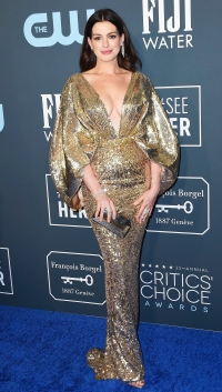 Critic's Choice Awards 2020 - Anne Hathaway