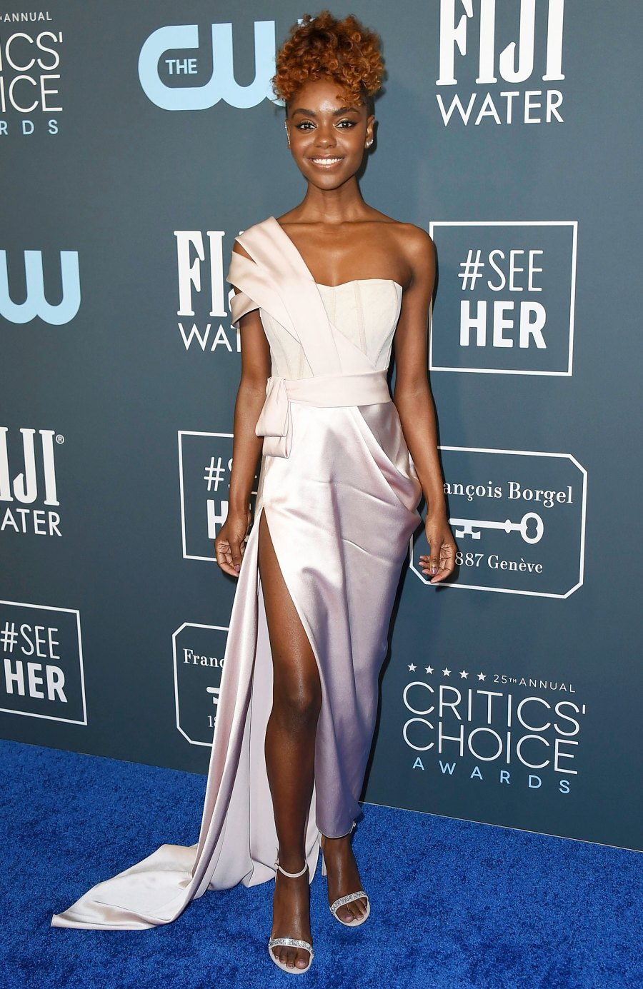 Critic's Choice Awards 2020 - Ashleigh Murray