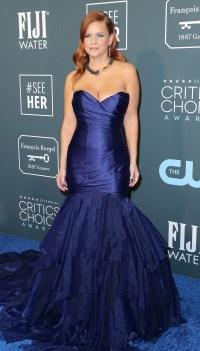 Critic's Choice Awards 2020 - Carrie Keagan