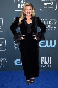 Critic's Choice Awards 2020 - Kelly Clarkson