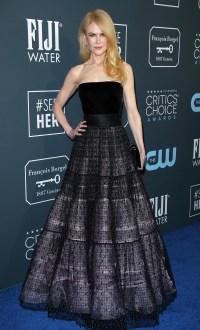 Critic's Choice Awards 2020 - Nicole Kidman