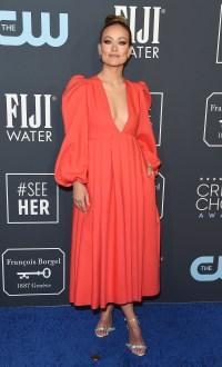 Critic's Choice Awards 2020 - Olivia Wilde