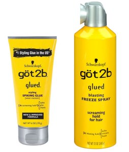 Got2b Products — Born to Perfect Your Spiked Blowout
