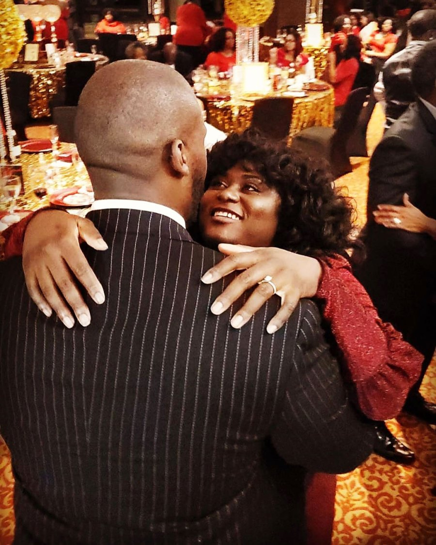 Danielle Brooks and Dennis Gelin Engaged