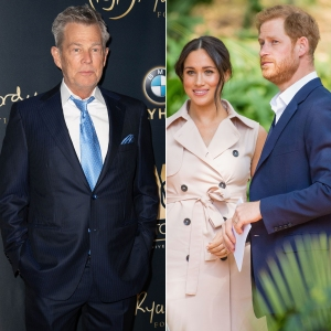 David Foster Arranged Prince Harry, Duchess Meghan's Canada Stay