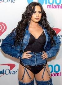 Demi Lovato's Postmates Account