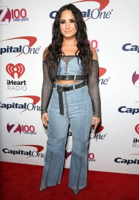Demi Lovato Opens Up About Returning to the Stage