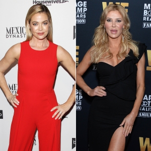 Denise Richards Stopped Filming 'Real Housewives of Beverly Hills' Amid Brandi Glanville Hookup Drama