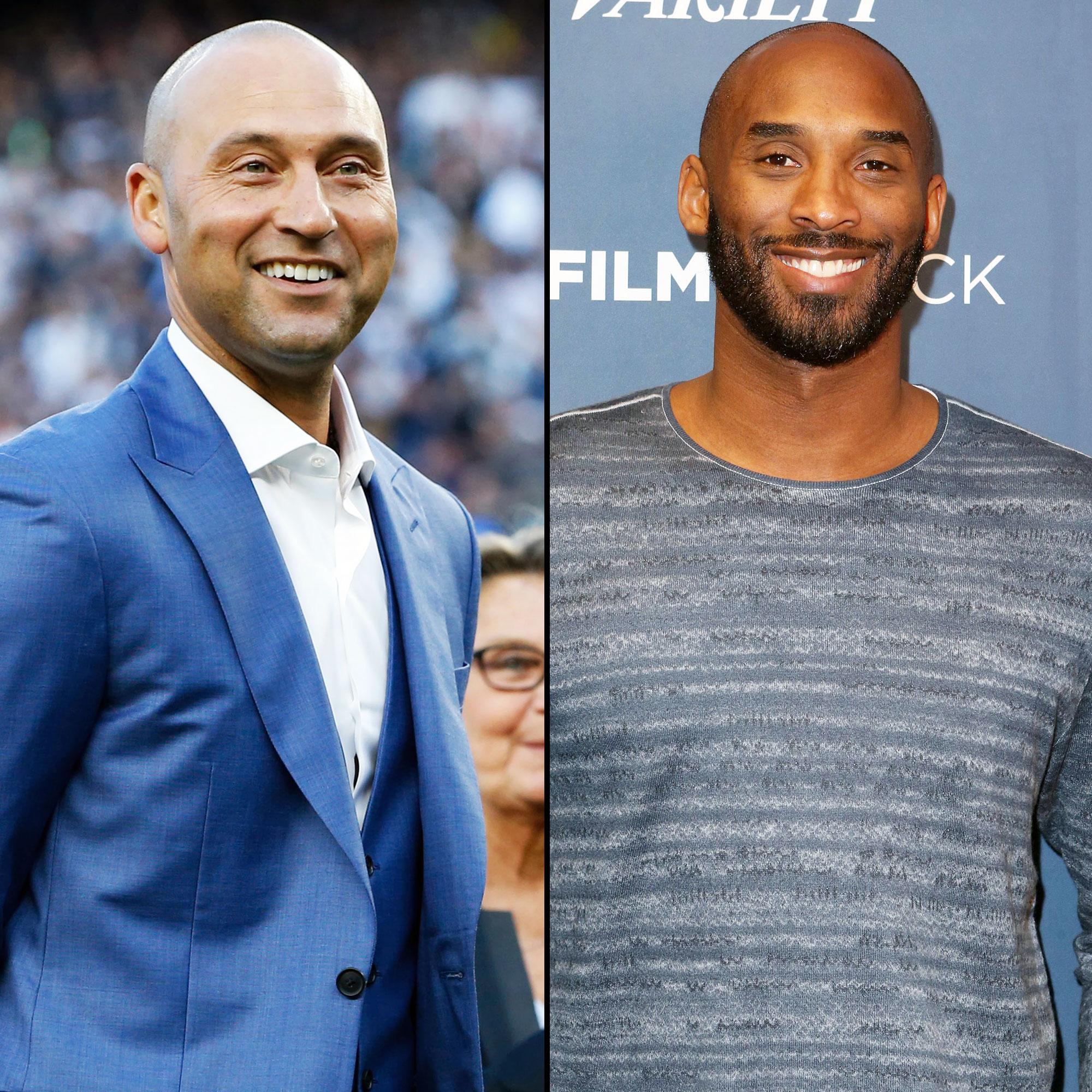 Derek Jeter Pens Emotional Tribute to Kobe Bryant