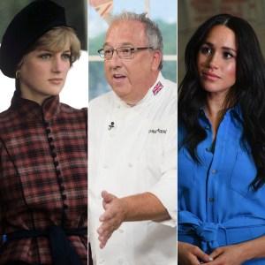 Princess Diana's Former Chef Darren McGrady Slams Duchess Meghan
