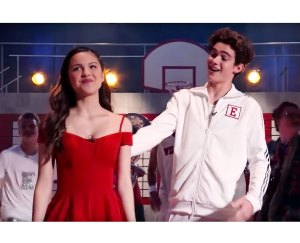 Did Ricky Nini Finally Get Together in the High School Musical Finale