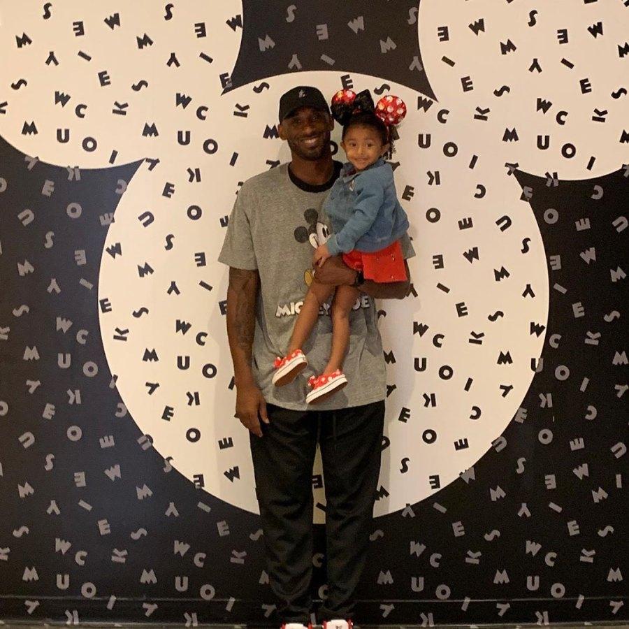 Disney Darling Kobe Bryant Family Album Bianka