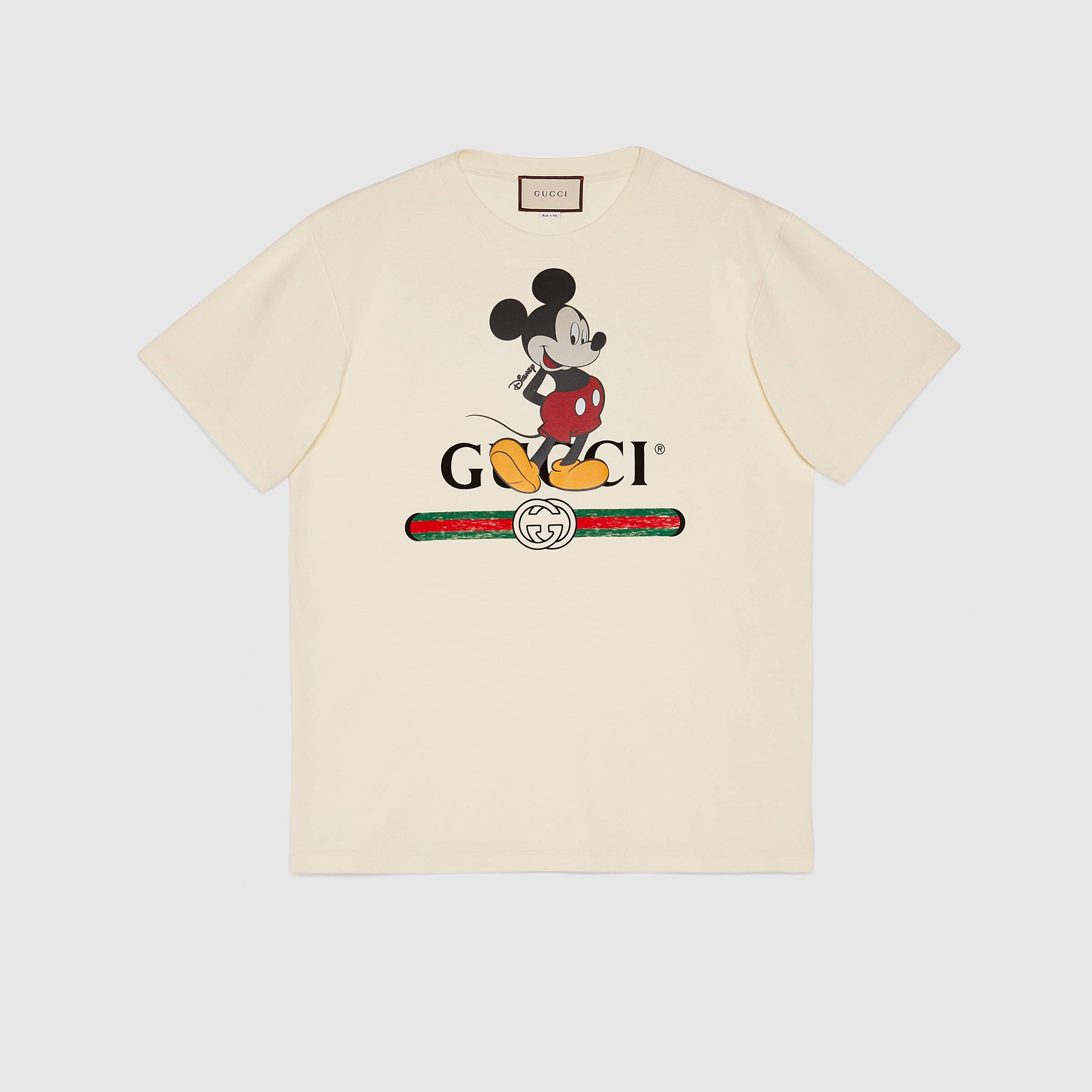 Gucci Unveils Mickey Mouse Collection for Lunar New Year Pics