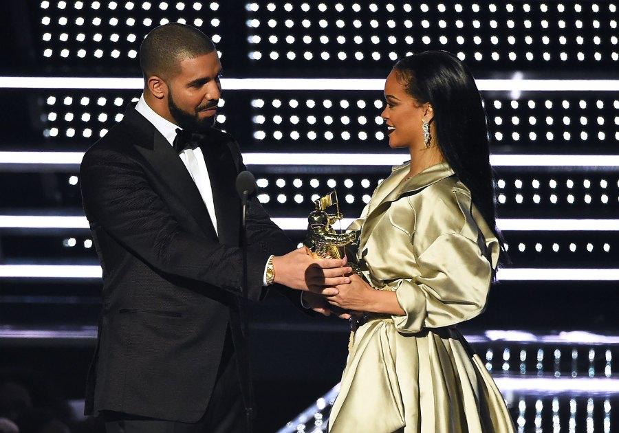 Drake-Rihanna-2 dated