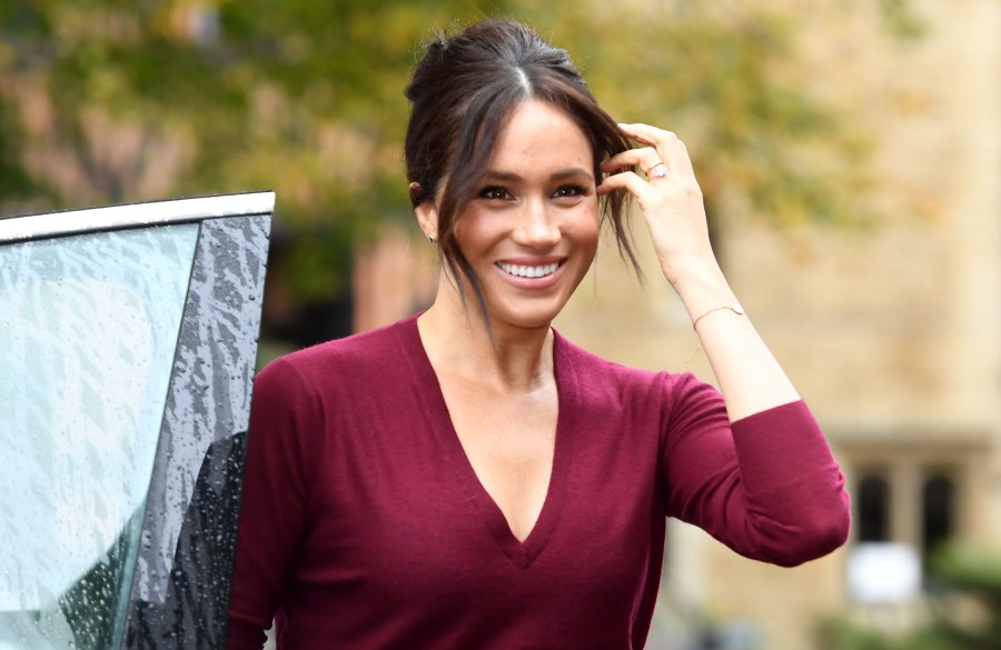 Duchess Meghan Signs Voiceover Deal With Disney