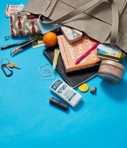 Elaine Hendrix: What's In My Bag?