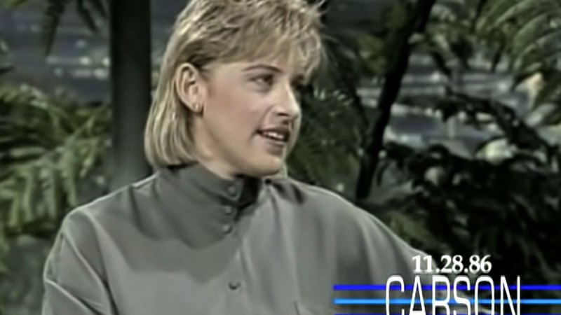 Ellen DeGeneres Through the Years: From Comedian to Talk Show Icon