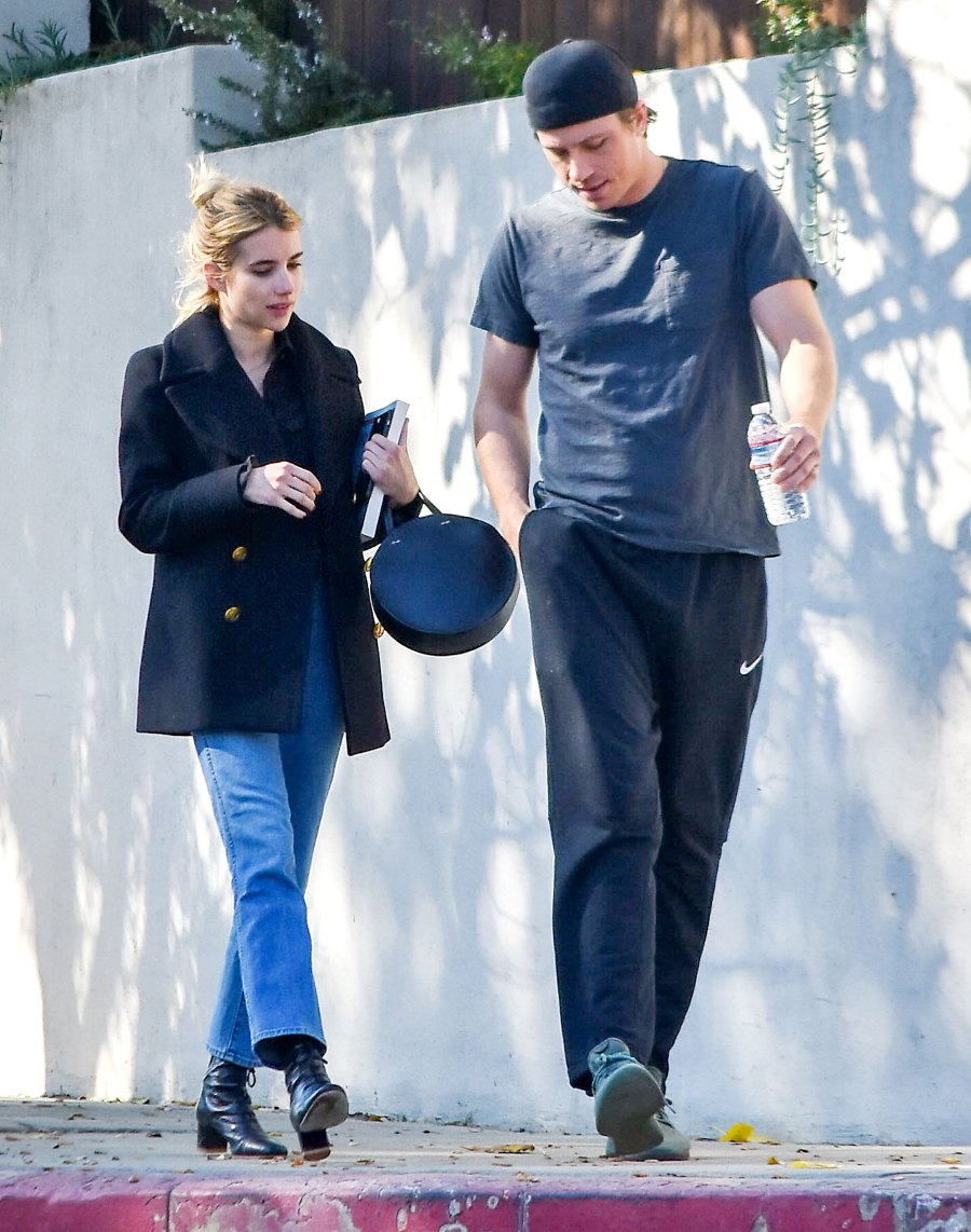 Are Emma Roberts and Garrett Hedlund Talking About Marriage?