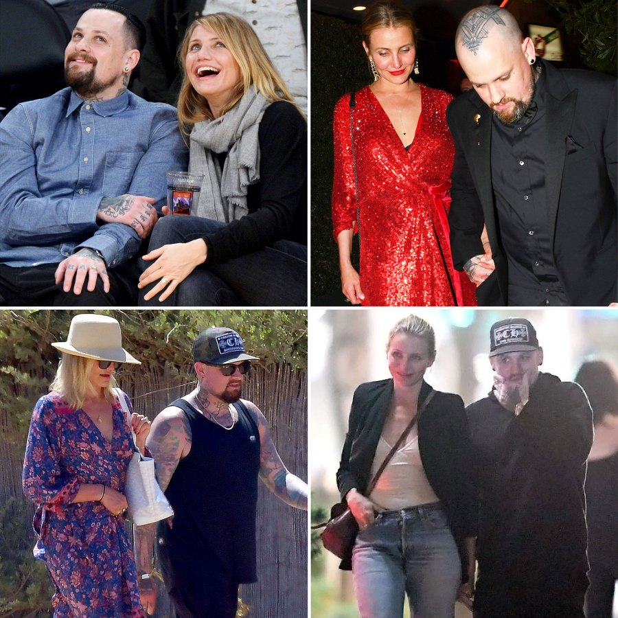 Everything Cameron Diaz Benji Madden Have Said About Their Relationship