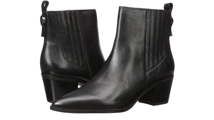 Franco Sarto Shay (Black Leather)