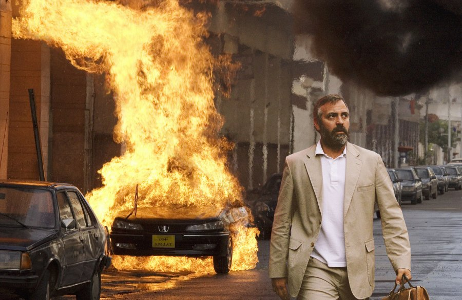 George-Clooney-Syriana-injury