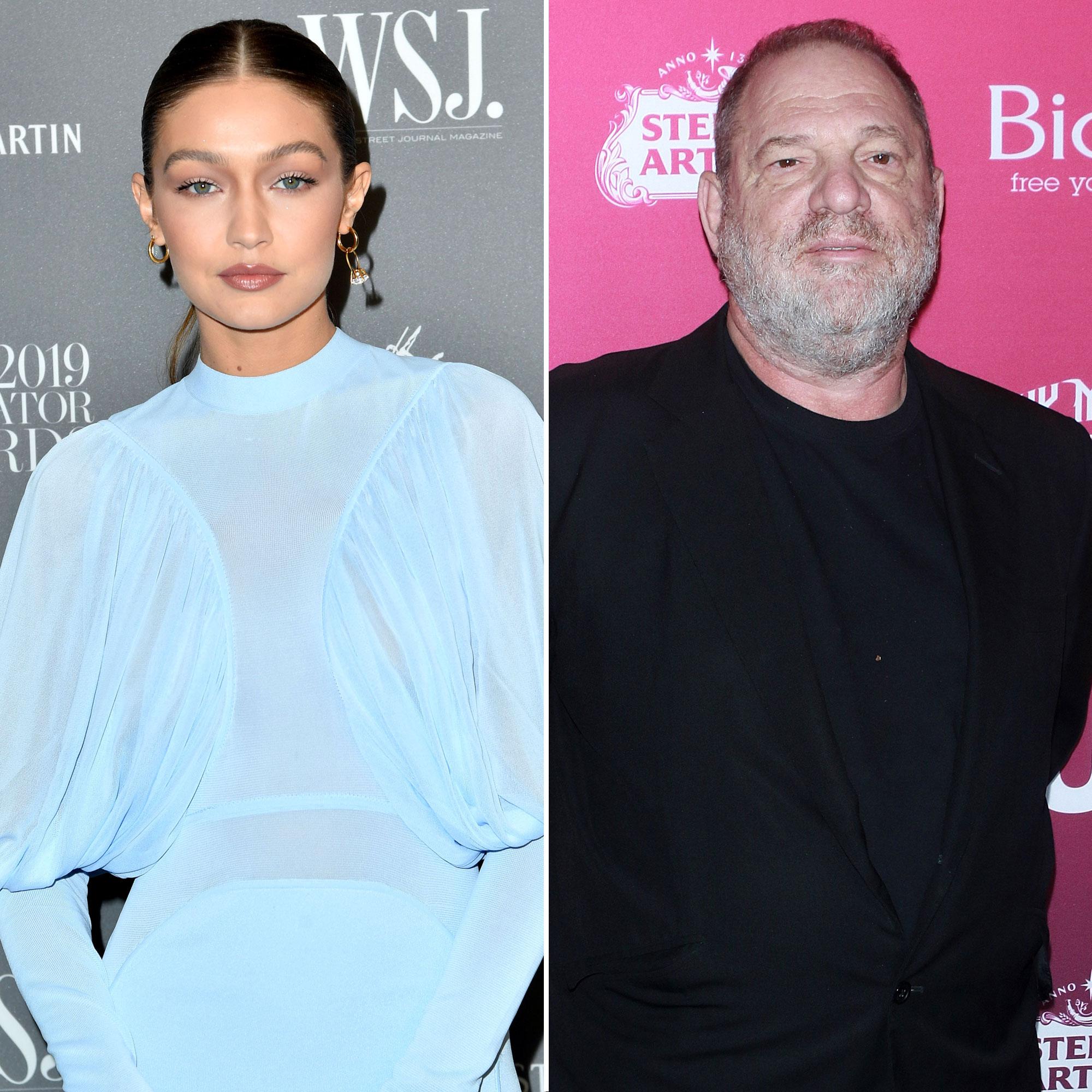 Gigi Hadid Called To Potentially Serve As Harvey Weinstein Juror