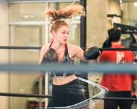 Gigi-Hadid's-Wellness-and-Workout-Regimen-boxing