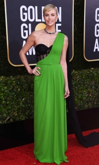 Golden Globes 2020 - Charlize Theron