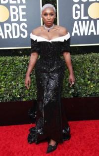 Golden Globes 2020 - Cynthia Erivo