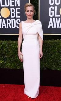 Golden Globes 2020 - Gillian Anderson