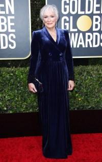Golden Globes 2020 - Glenn Close