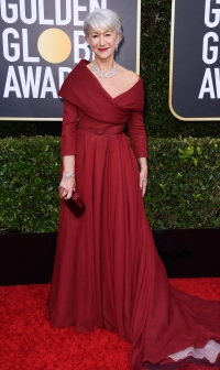 Golden Globes 2020 - Helen Mirren