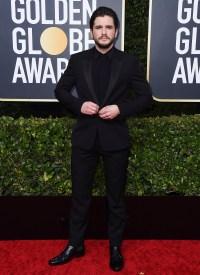 Golden Globes 2020 Hottest Hunks - Kit Harington