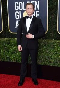 Golden Globes 2020 Hottest Hunks - Taron Egerton