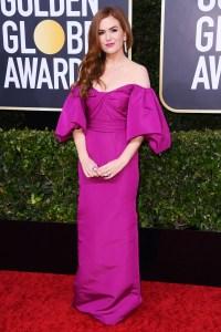 Golden Globes 2020 Red Carpet Fashion See Celeb Dresses