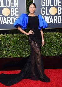 Golden Globes 2020 - Janina Gavankar