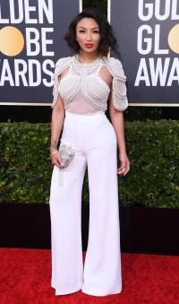 Golden Globes 2020 - Jeannie Mai