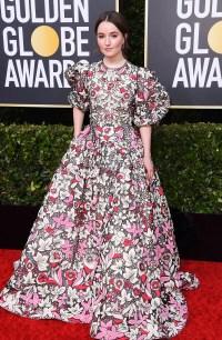 Golden Globes 2020 - Kaitlyn Dever