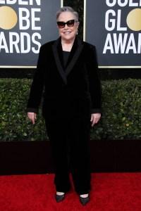 Golden Globes 2020 - Kathy Bates