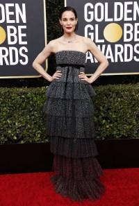 Golden Globes 2020 - Leslie Bibb