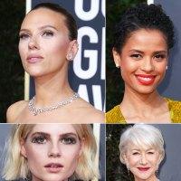 Golden Globes 2020 Makeup
