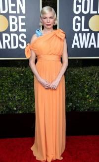 Golden Globes 2020 - Michelle Williams