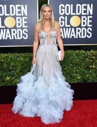 Golden Globes 2020 - Molly Sims