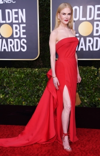 Golden Globes 2020 - Nicole Kidman