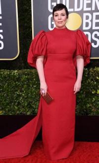 Golden Globes 2020 - Olivia Colman