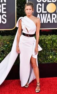 Golden Globes 2020 - Renee Bargh