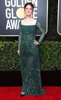 Golden Globes 2020 - Rose Leslie