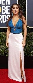 Golden Globes 2020 - Salma Hayek